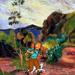 Tintin_Gaugain