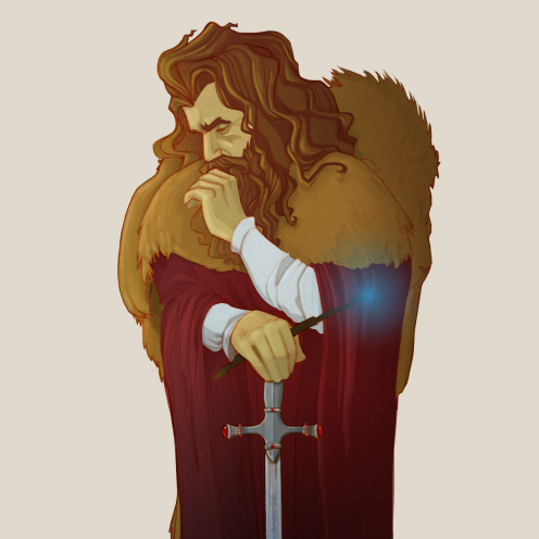 Godric Gryffindor Character