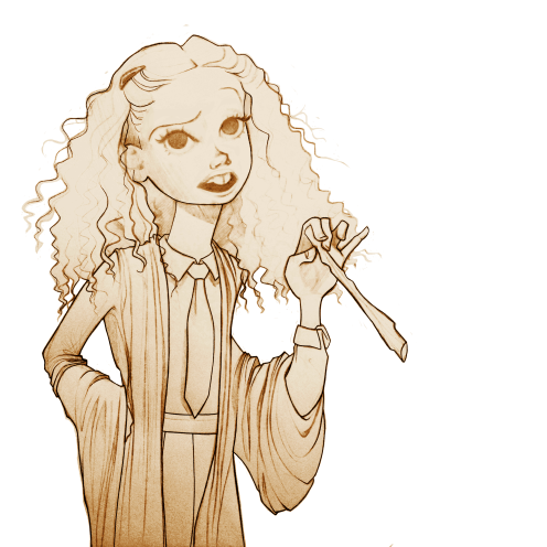 Hermione Character Line