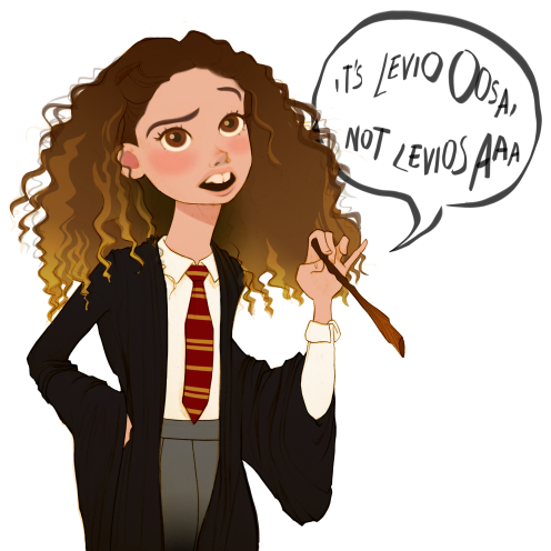 Hermione Character